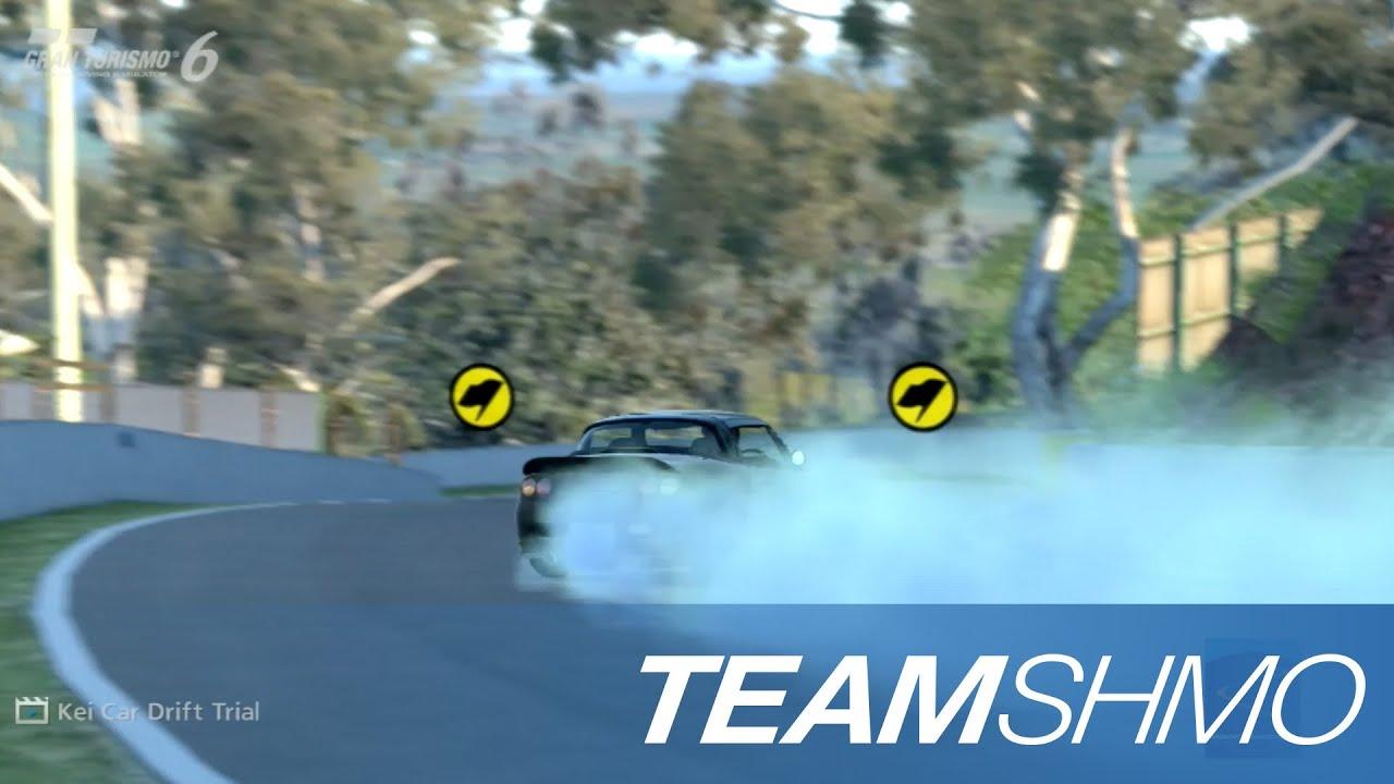 Gran turismo 6 kei car drift trial seasonal tune