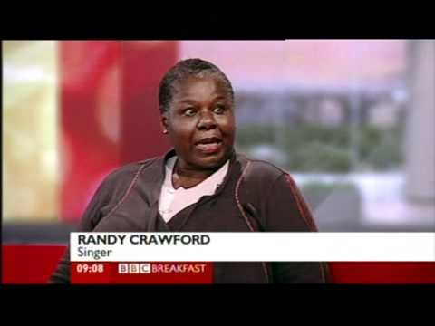 Randy Crawford: BBC interview 2011