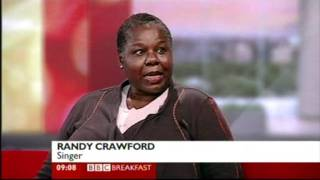 Randy Crawford: BBC interview (2011)