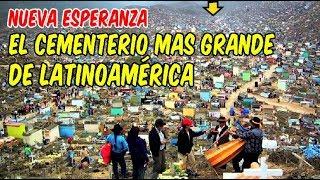 💀 SEGUNDO CEMENTERIO MAS GRANDE DEL MUNDO (IMPRESIONANTE) | DILO NOMAS