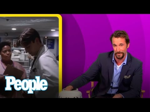 Noah Wyle Recites from Memory! His Very First ER Medical Monologue   People
