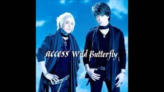 Access Wild Butterfly