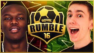 ROYAL RUMBLE | FIFA 16 | JJ VS SIMON