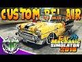 Car Mechanic Simulator 2018 : Chevy Bel Air Restoration w/ Livery Download! (PC) Re-Upload