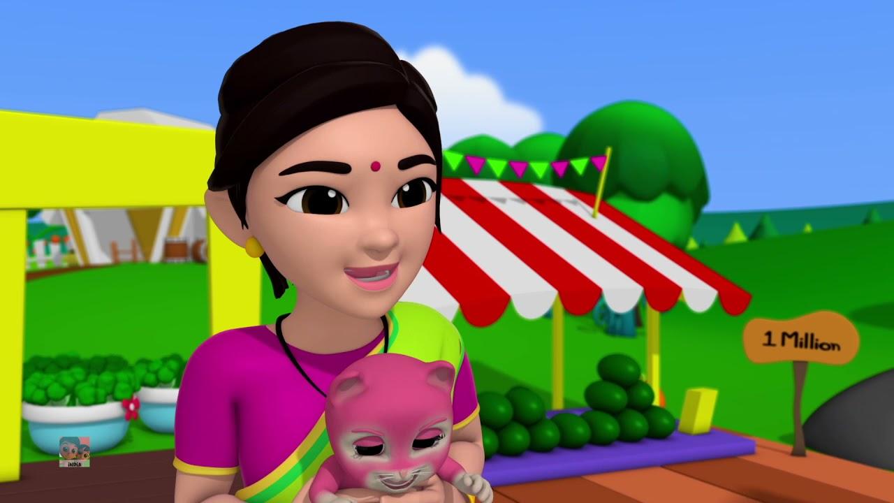Chuhiya rani | Bandar Mama Pahan Pajama | Dhobi Aaya | Kalu Madari | Aloo Bola