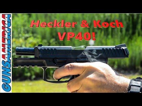 Heckler & Koch HK VP40 - Review