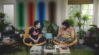 benny blanco X Halsey: The Interview