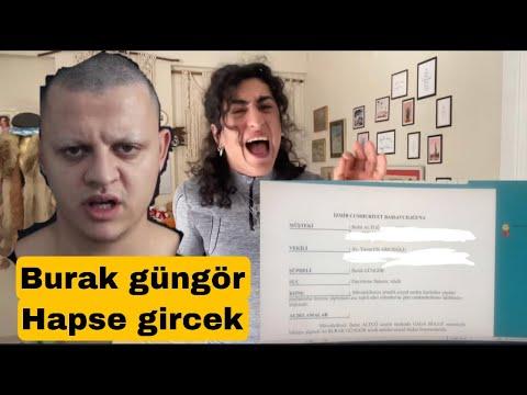 BURAK GNGRE DAVA ATIM CEZAEVNE GRCEK  TARKAN GAYMJAHREN ALLAH RAHMET EYLESN magazin