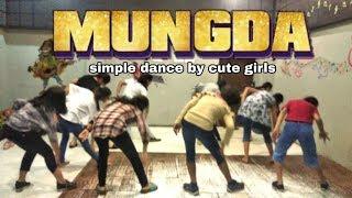 Simple dance on mungda song   Totel  Dhamal   choreography by PRERNA dewangan summer camp Rajwada