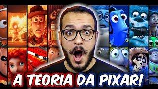 A INCRÍVEL TEORIA DA PIXAR - ATUALIZADA!!