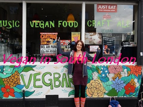 Vegan in South East London