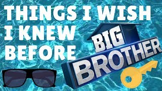 | Things I Wish I Knew Before Going On Big Brother | Michelle Meyer |