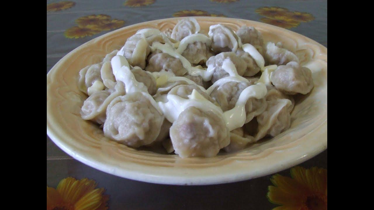 Рецепты приготовления пельменей с пошаговым фото
