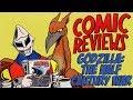 Godzilla Half Century War - MIB Comic Reviews Ep 1