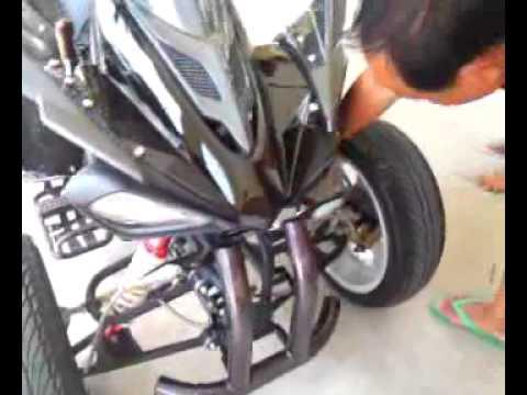 ATV Racing 200C P2
