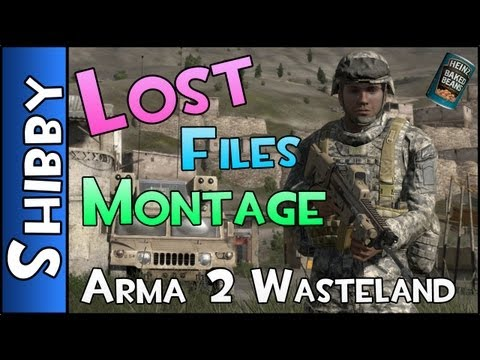 Day Z & ARMA - WASTELAND - LOST FILES (Gameplay Montage / Funtage)