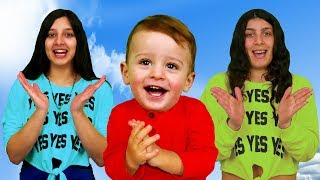 Clap Your Hands, Rain Rain Go Away, Johny Johny and more Nursery Rhymes Songs for Children