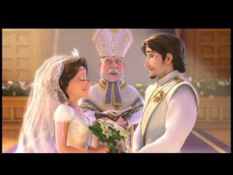 Le Mariage De Raiponce Extrait Les Alliances Vf Youtube