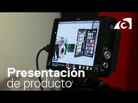 Presentación del Atomos Shogun con Sergi López y Albert Pérez
