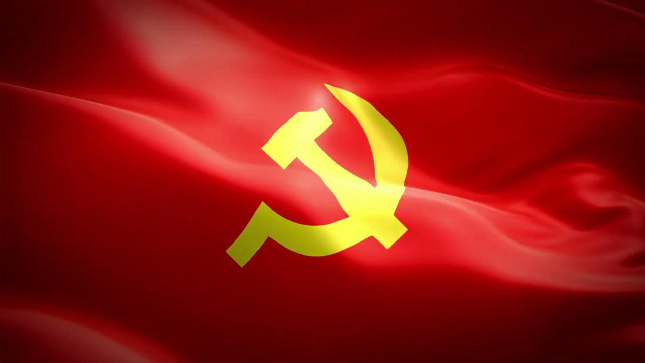 [Thái Triển] Cờ Đảng Cộng sản Việt Nam tung bay