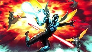 Blue Beetle - Infinite Crisis - Champion Profile
