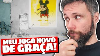 MEU JOGO NOVO! Dimitri Kozma Art Gallery Game Remake DX - (Gameplay em Português PT-BR)