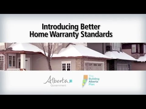 New Home Warranties | Government of Alberta