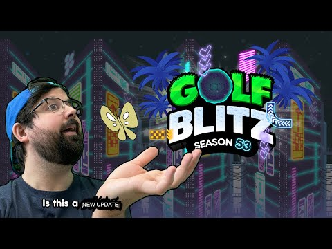 Golf Blitz Season 53 Finale