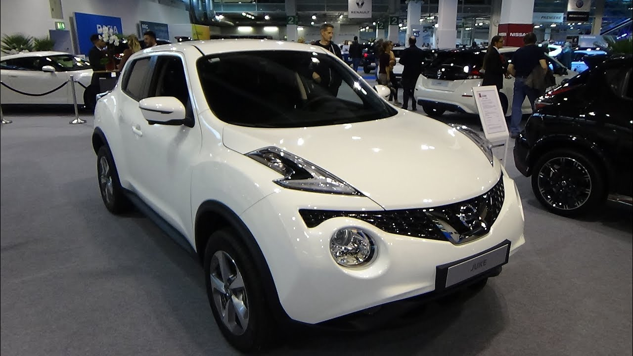 2019 nissan juke n connecta 1 6 117 exterior and. Black Bedroom Furniture Sets. Home Design Ideas