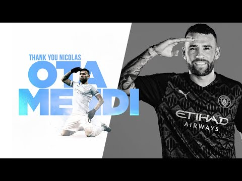 Goodbye Nicolás Otamendi! | Last Interview at City | The General