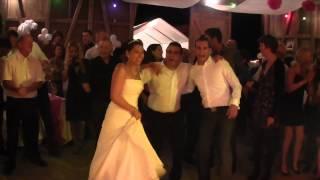 Hochzeitsparty von Sarah und Michael