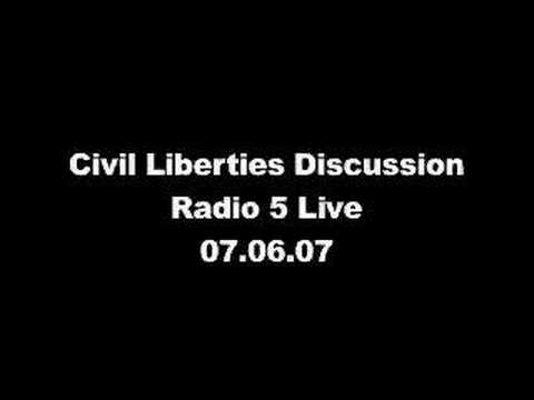 Civil Liberties - Taking Liberties Radio 5 Live