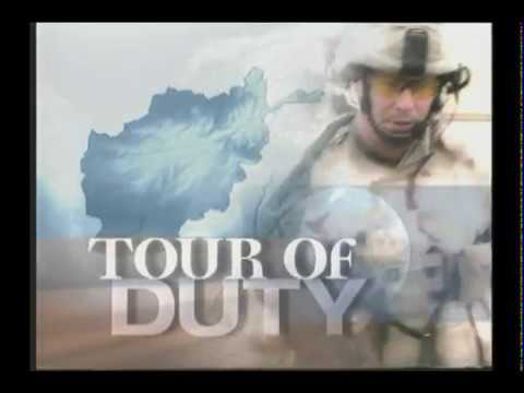 Tour of Duty Texas Army National Guard in Afghanistan 2005