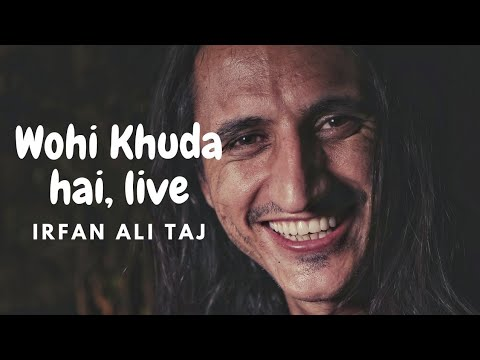 Wohi Khuda hai I NFAK I Random singing in Baluchistan by Irfan Ali Taj