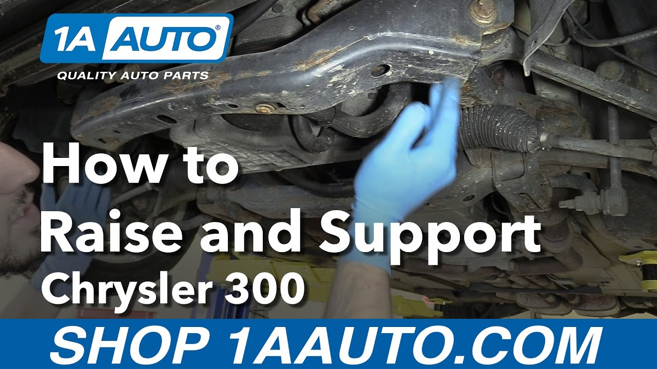 How To Raise  U0026 Support 05-10 Chrysler 300