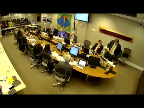 Wellington City Council Meeting 31.10.18