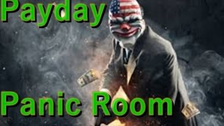 Lets ASMR - Payday: The Heist - Panic Room (Binaural Whispering, Gum Chewing)