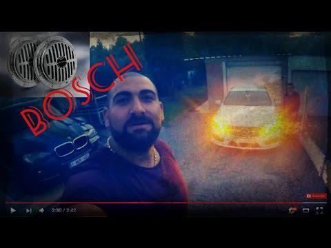 VLOG●Car Signal Bosch Made In ARMENIA Best / Армянский бош сигналы BMW X5 E70 Mercedes Classe A