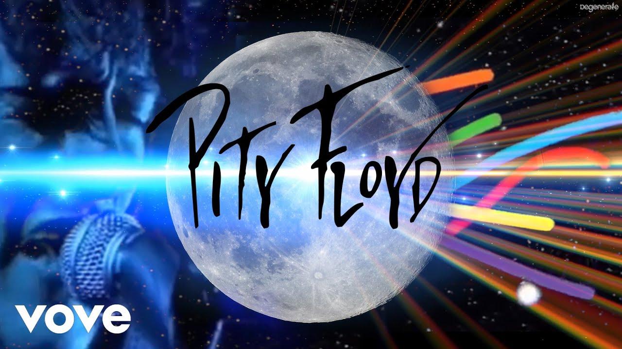 Pity Álvarez feat. Pink Floyd - Felicidad, Depresión, Brain Damage (Official Video)