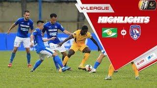 Highlights | SLNA - Than Quảng Ninh | 1 điểm quý giá, lợi thế Top 3 | VPF Media