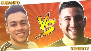 FIFA 16 YOUNGSTARS CUP: Cubanito vs ItsMertTV