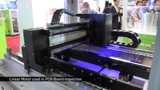 HIWIN 2014 Taiwan Automation Intelligence & Robot Show(HIWIN Machine)