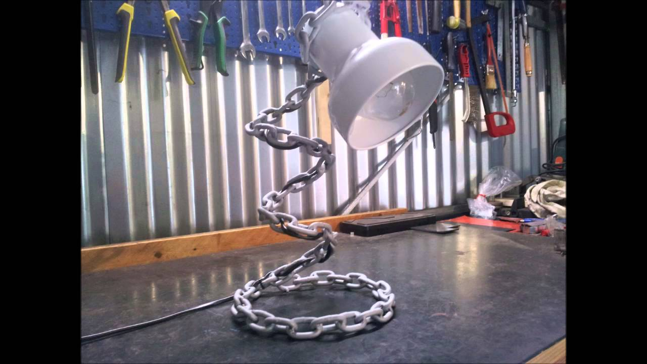 Lampadario Camera Da Letto Fai Da Te : Lampada fai da te homemade lamp youtube