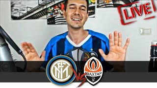 "INTER-SHAKHTAR DONETSK 5-0 | Parliamone ""anche"" in live"