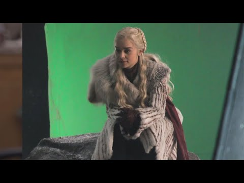 Game Of Thrones - Last Day On Set - HD