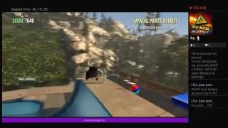 Goat sim with dragon