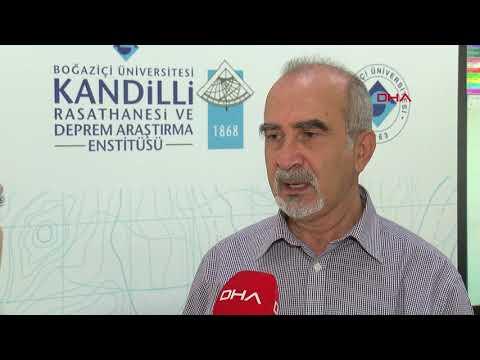 Kandilli'de deprem sonrası gelişmeler burada takip ediliyor; Kalafat'tan açıklamalar