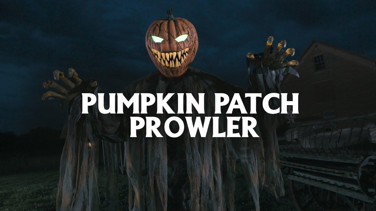 pumpkin patch prowler spirit halloween