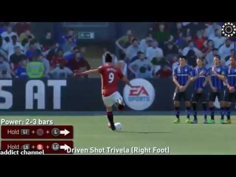 Штрафные удары в FIFA 17 - Обучение