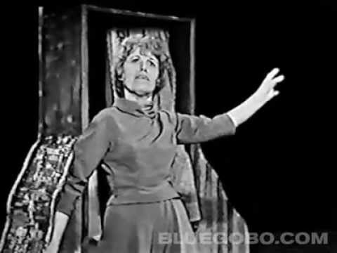 Kurt Weill & Bertolt Brecht - Pirate Jenny (Sung by Lotte Lenya)